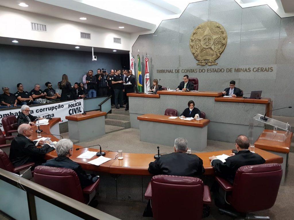 Incidente de Inconstitucionalidade nº 898.492 – SINDPECRI presente no Tribunal de Contas