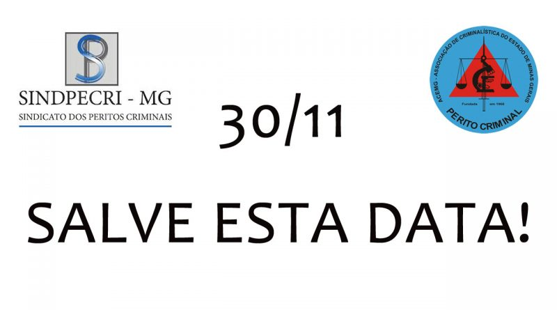 30/11 – Salve esta data!